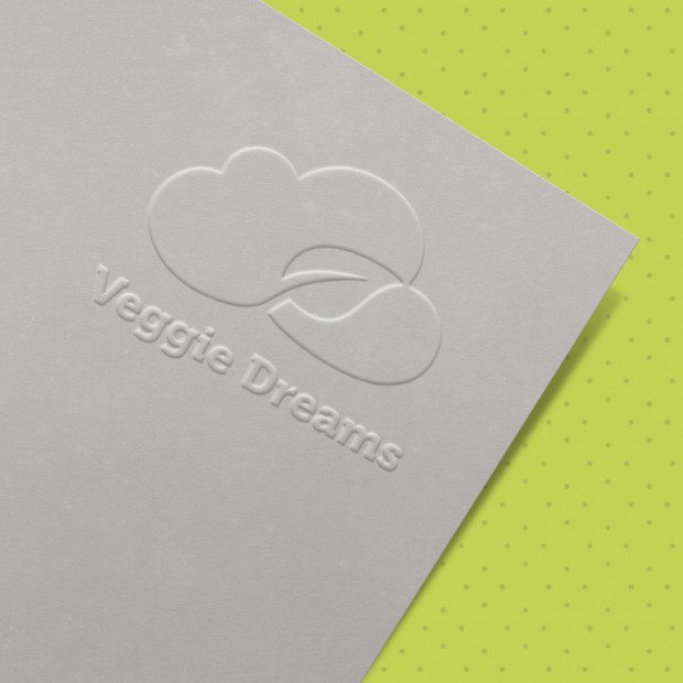VEGGIE-DREAMS.at Logo Design